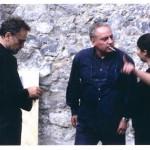 Fava e Franco Nero