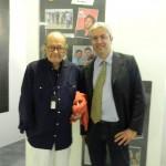 mostra fotografica Walter Chiari - UGO GREGORETTI E ALEX DI GIORGIO